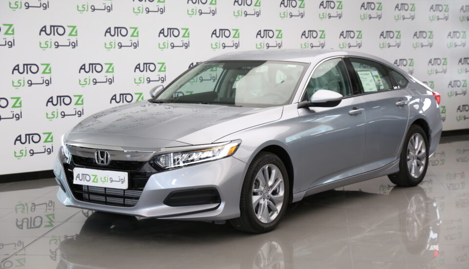 Accord LX Turbo 2020